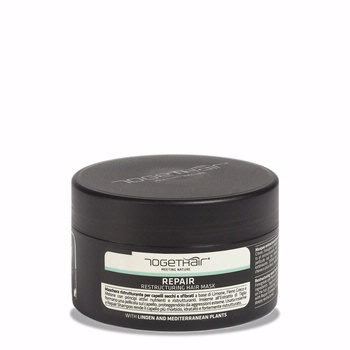 Repair restructuring hair mask