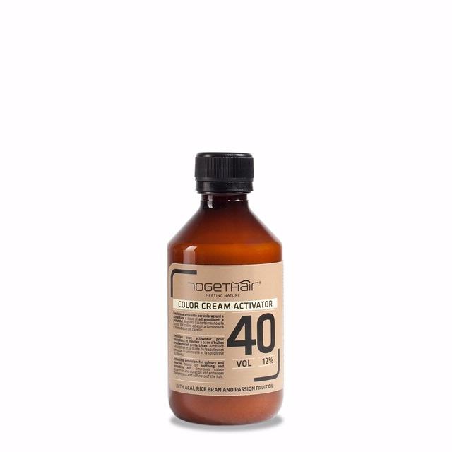 Color cream activator 40