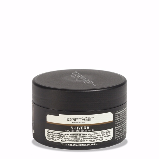 N-Hydra nourishing hair mask